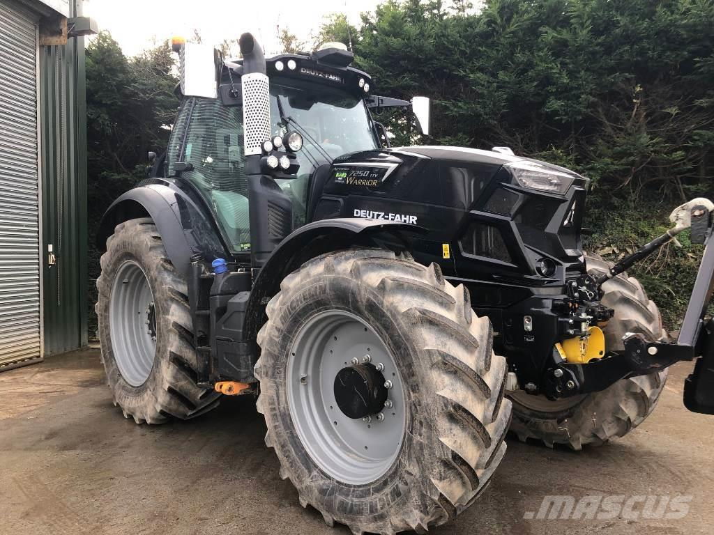 Deutz-Fahr 7250TTV Warrior