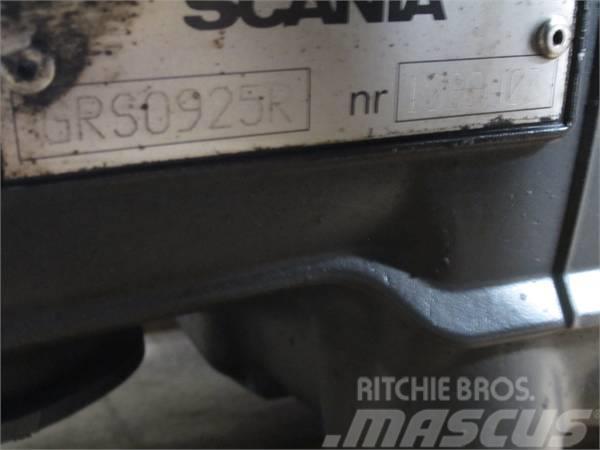 Scania GRSO925R, 2012, Växellådor
