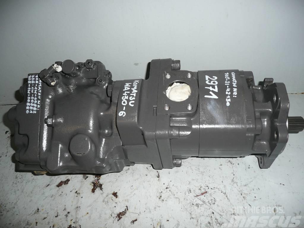 Komatsu WA 430-6 Pompa  705-2I-42130 708-1W-00882