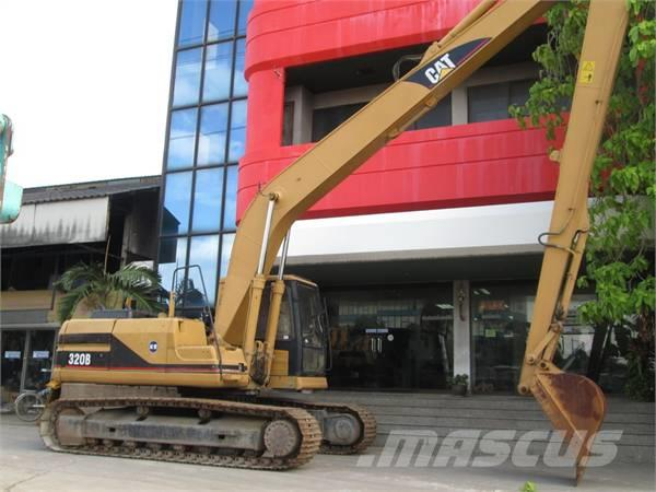 Caterpillar 320BL-4MR009xx