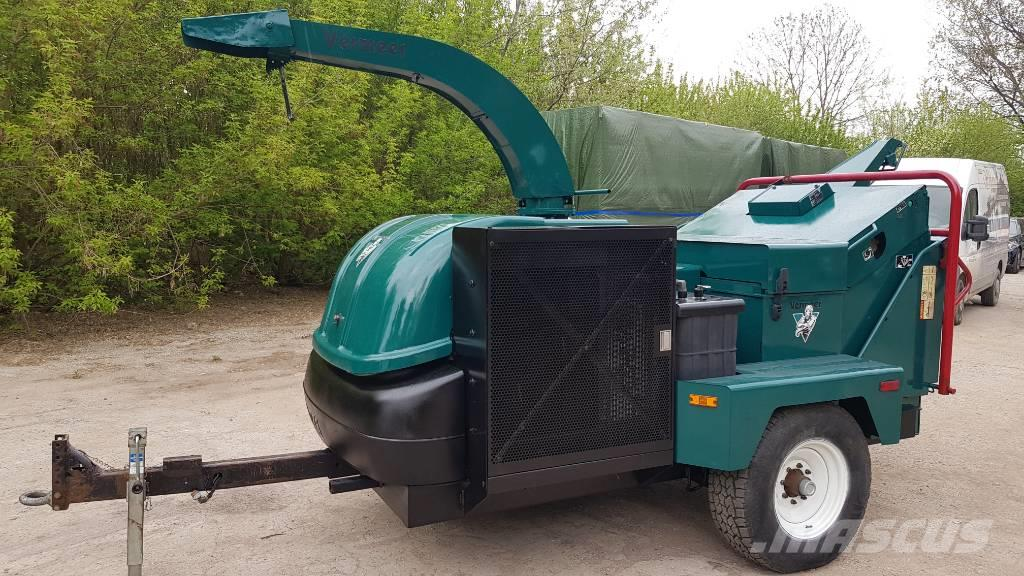 Vermeer BC 1400XL Chipper shredder ceusher