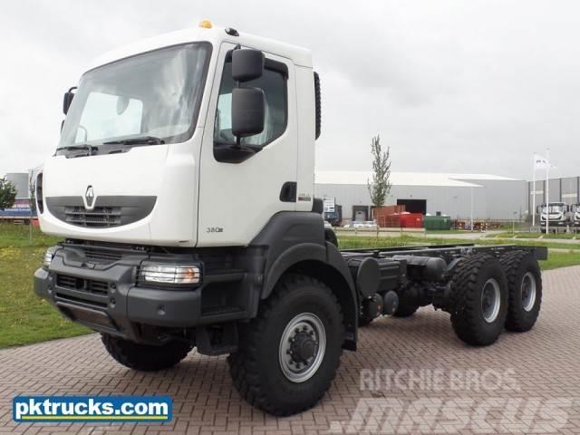 Renault Kerax 380.35 XTREM (5 Units)