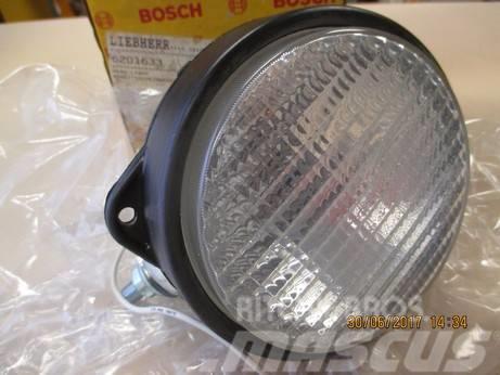 Liebherr 6201633 HEAD LIGHT