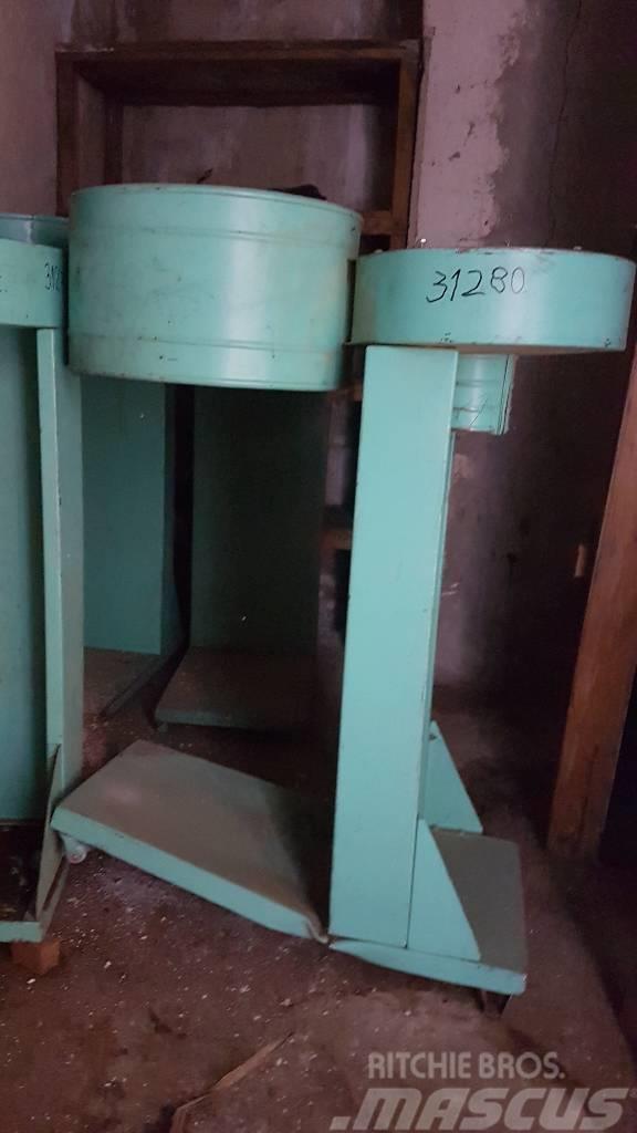 [Other] Exhaustor cu un sac    - fara motor - pentru tampl