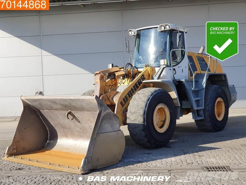 Liebherr L556 GERMAN DEALER MACHINE - QUICK COUPLER