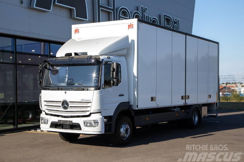 Mercedes-Benz Atego 1624 PLS Byggnation (omgående leverans)