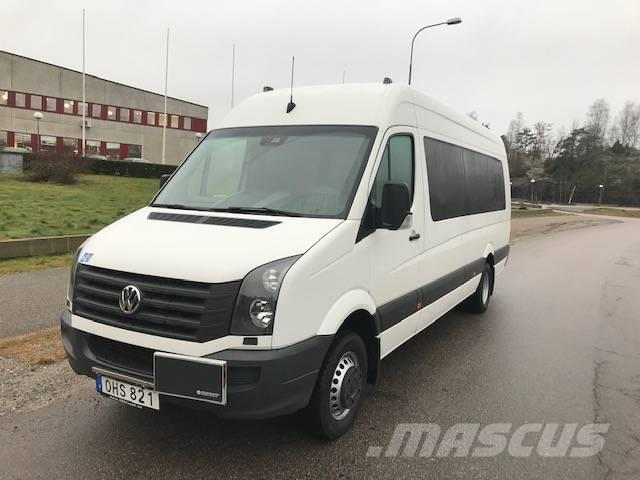 Volkswagen Crafter Buss 19 pass/lift -17