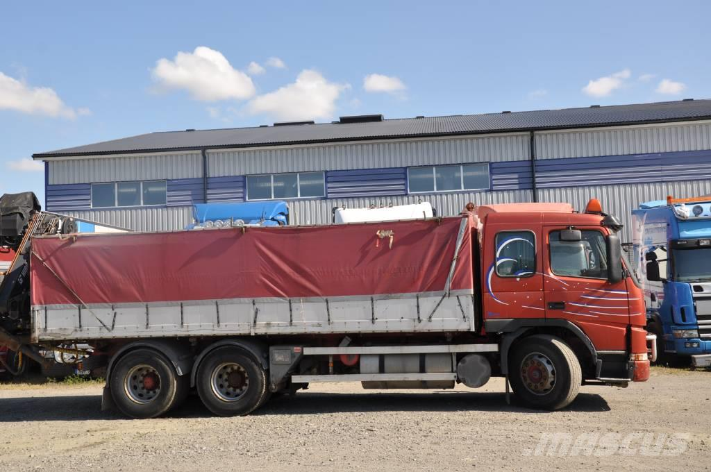 Volvo FM12  420 6x4 RADD-A8