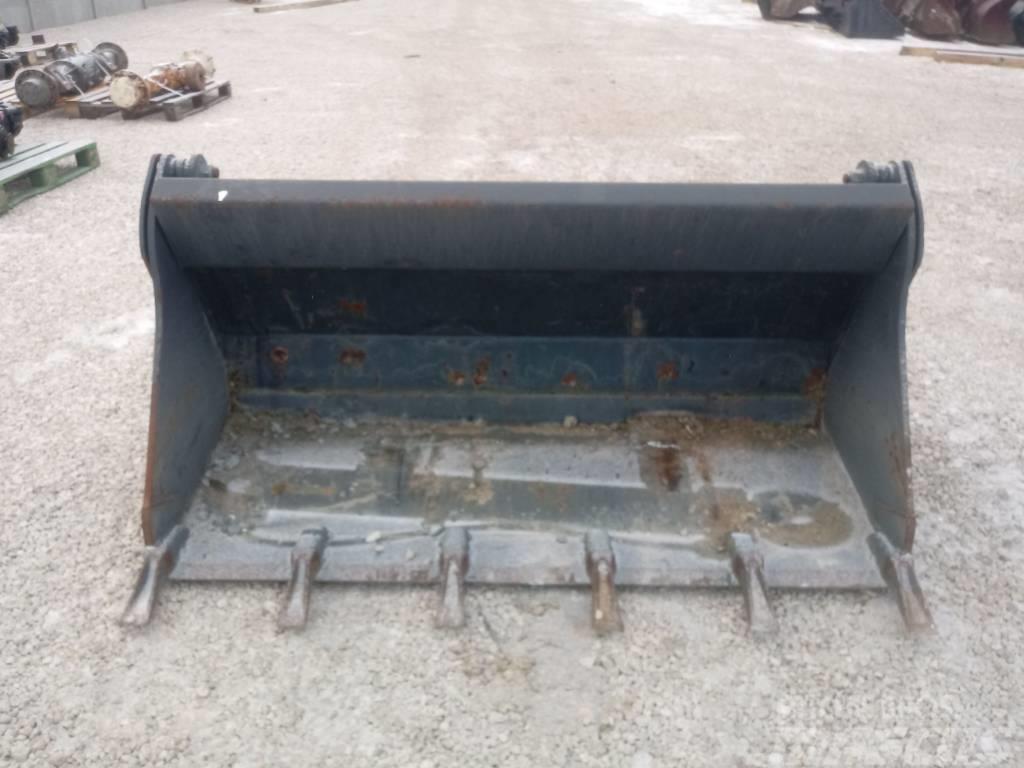 Komatsu WA 60 65 70 75 Hydrauliczna otwierana Hanomag szer