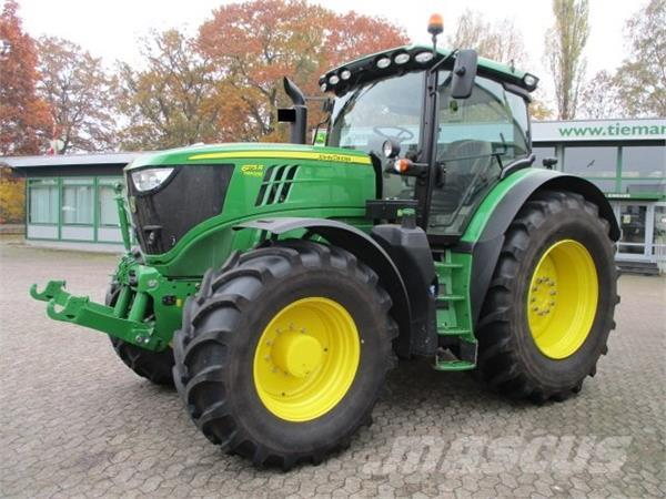 used john deere 6175r ultimate tractors year 2015 price 140 431 for sale mascus usa. Black Bedroom Furniture Sets. Home Design Ideas