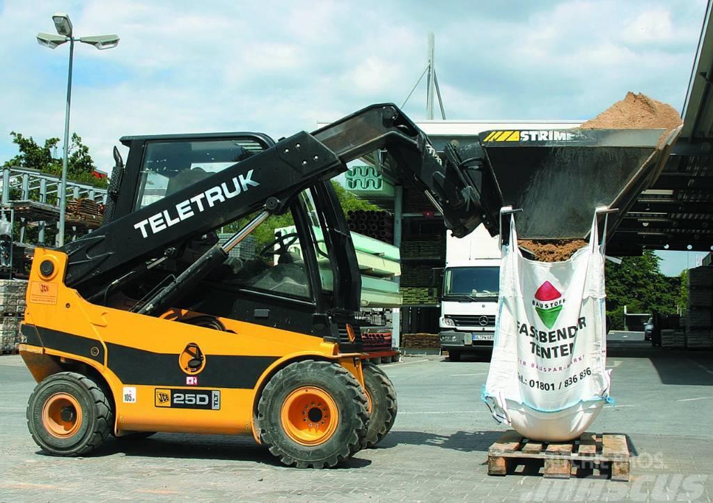 JCB Big-Bag Schaufel 0,5m³  - Miete mit Teletruk