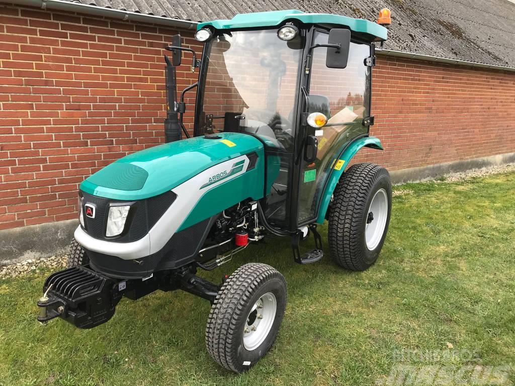 [Other] Arbos traktor 2025 kabin græsdæk