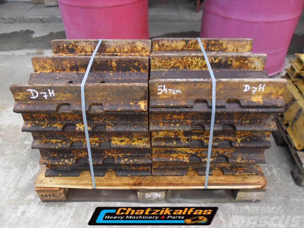 Caterpillar TRUCK SHOE D7H - 54pc