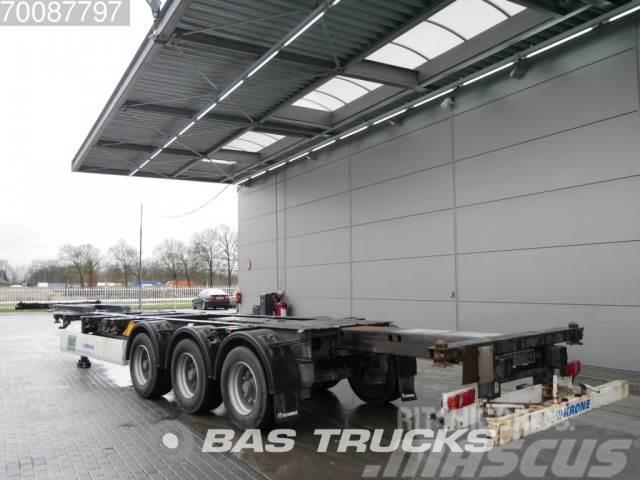 Krone 20 ft - 30 ft - 40 ft - 45 ft 2x Ausziehbar Extend