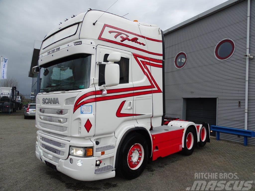 Scania R480 / TOPLINE / AUTOMATIC / RETARDER / HYDRAULICS