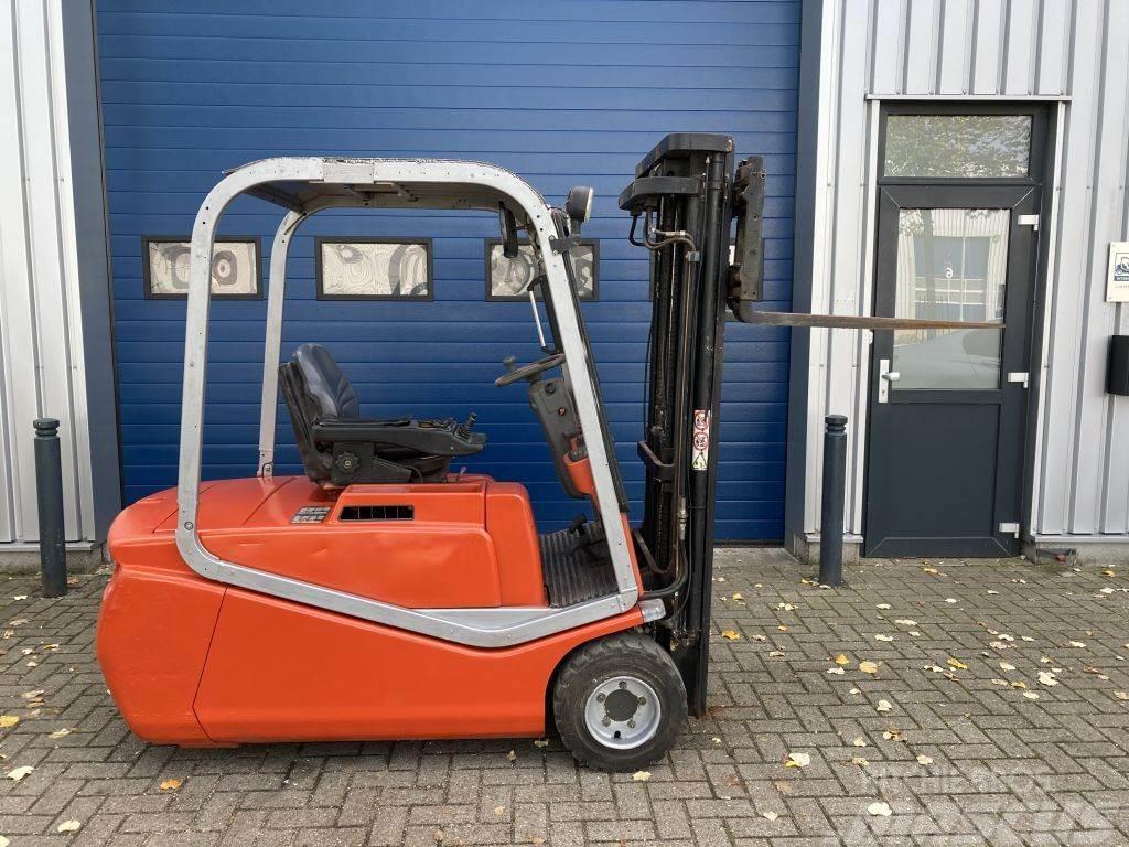 BT C3E200 2 ton elektrische heftruck triplo sideshift