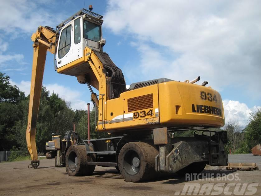 Liebherr A 934 C