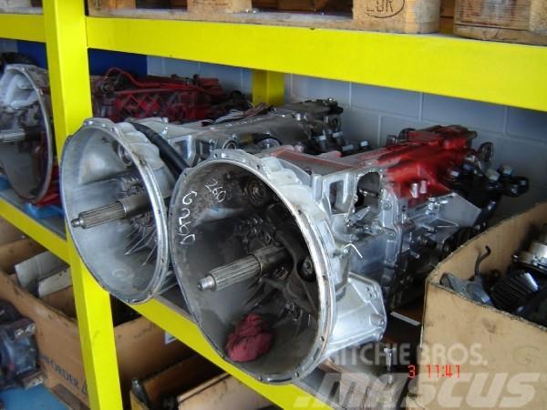 Mercedes-benz Actros G260