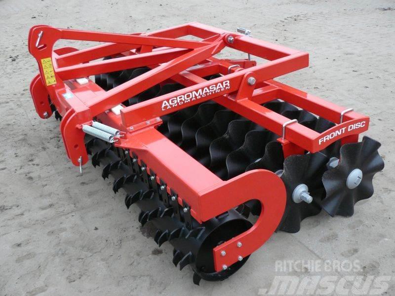 Agromasar frontpaker Front Disc, 2017, Övriga maskiner för jordbearbetning