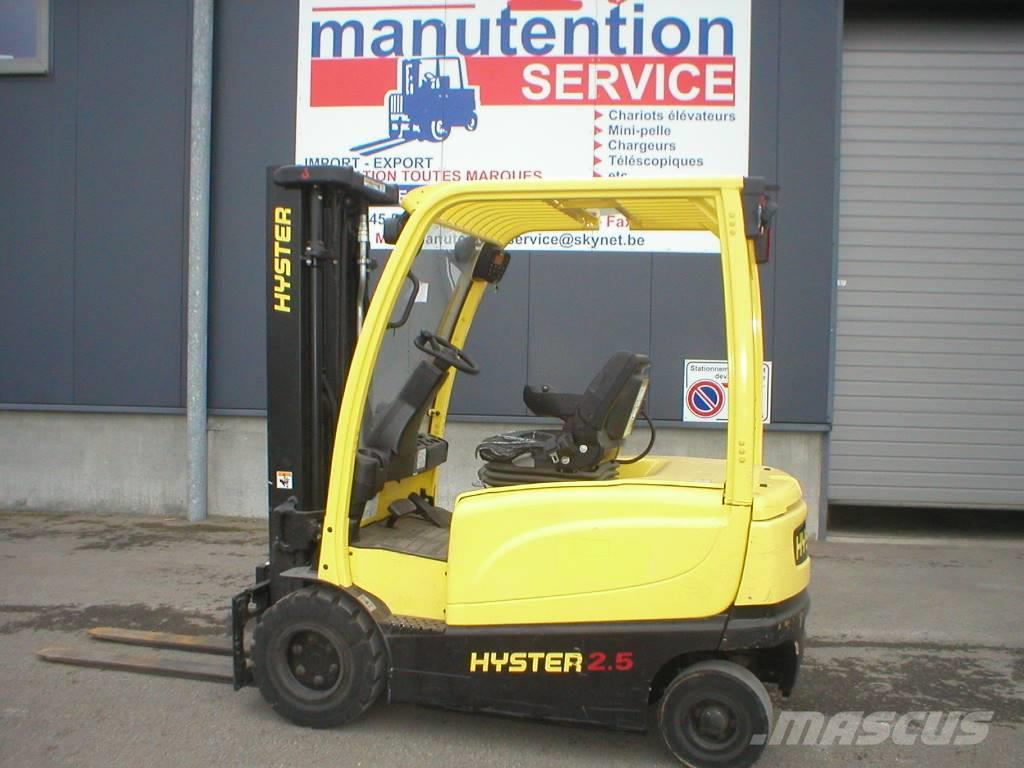 Hyster J 2.50 XM