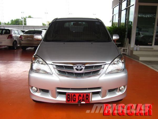 TOYOTA AVANZA 1.5 E VVT-i AT