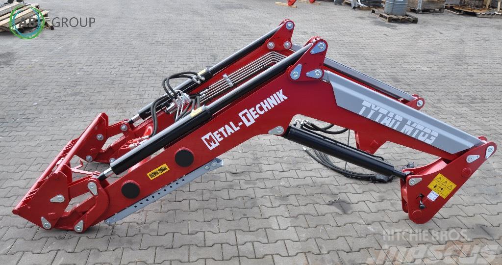[Other] Metal-Technik Front loader MT-03/ Frontlader MT-03