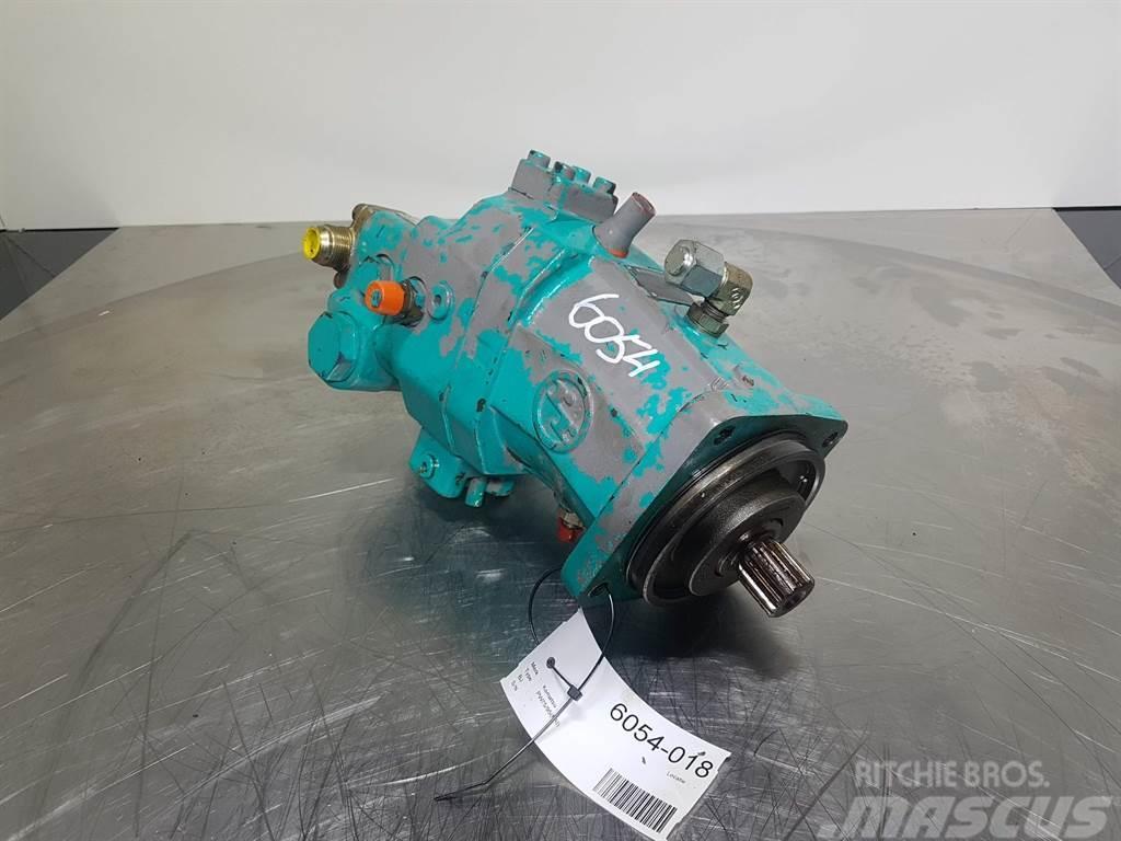 Rexroth A6VM80HA1/60W - Komatsu PW75 - Drive motor