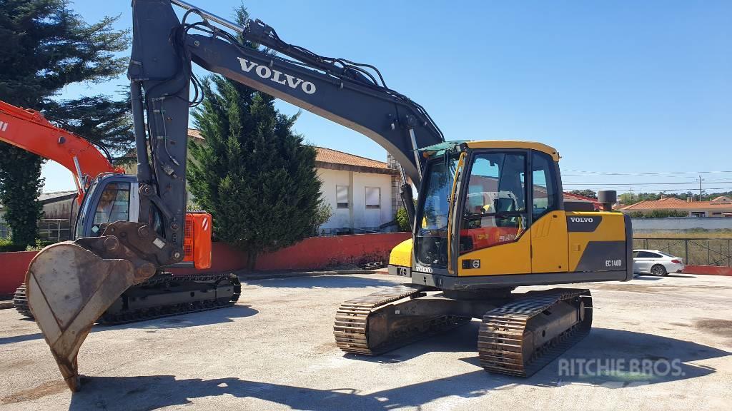 Volvo EC 140 D