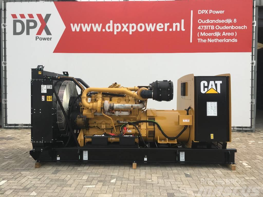 Caterpillar 3412 - 900F - 900 kVA Generator - DPX-18033-O