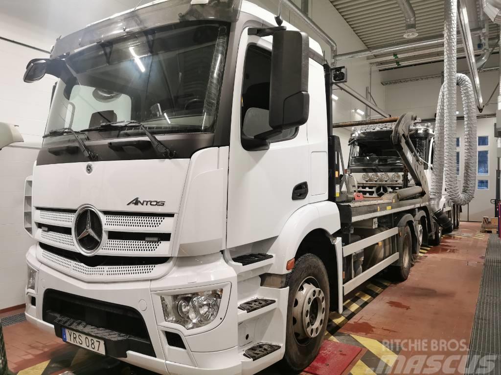 Mercedes-Benz Antos 2535 L