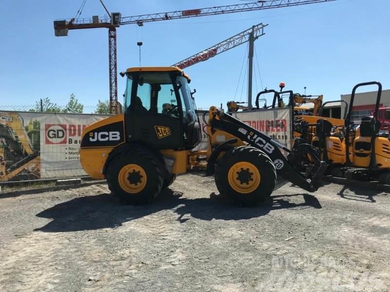 JCB 409 B
