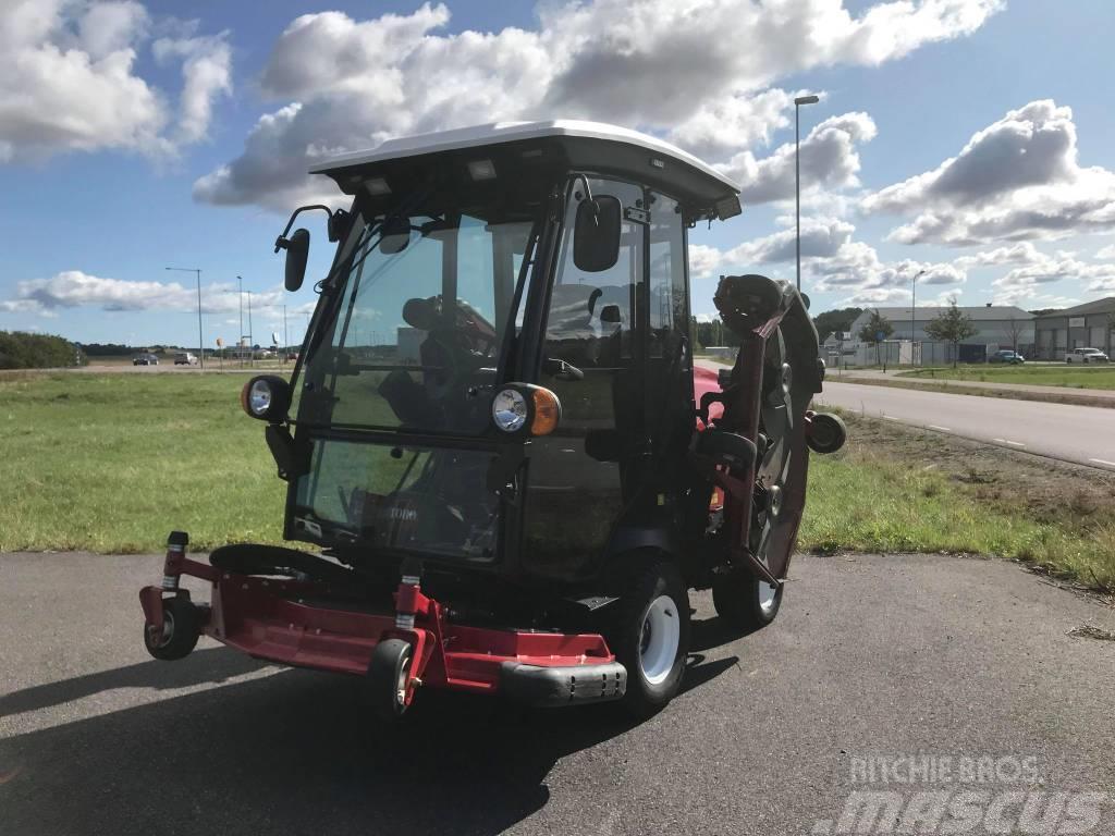 Toro 410D DPF Groundmaster/250 timmar