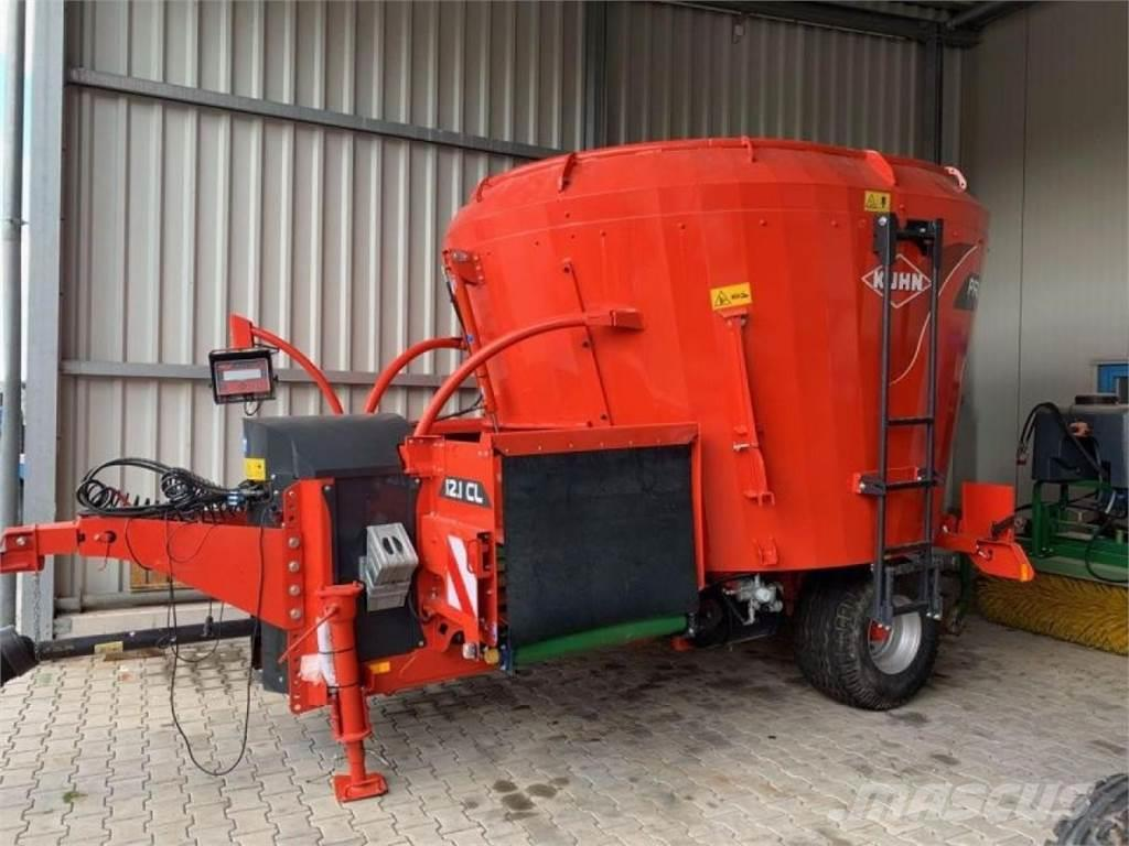 Kuhn Profile 12.1 CL