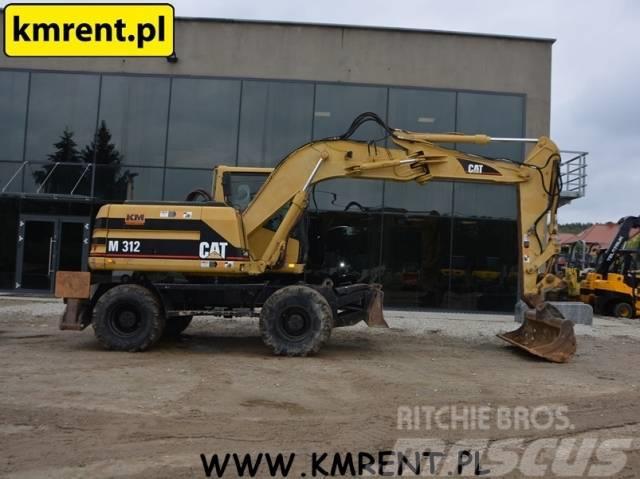 Caterpillar M 312 TEREX 110 42 HML JCB JS 130 145 LIEBHERR