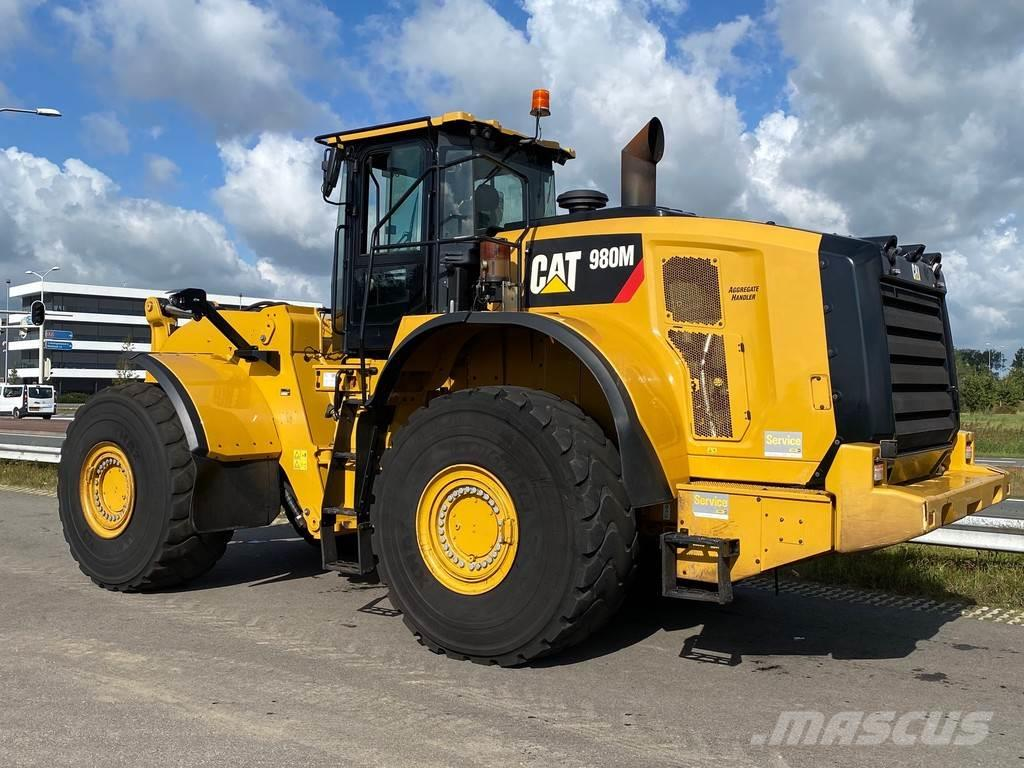 Caterpillar 980M Wheel Loader