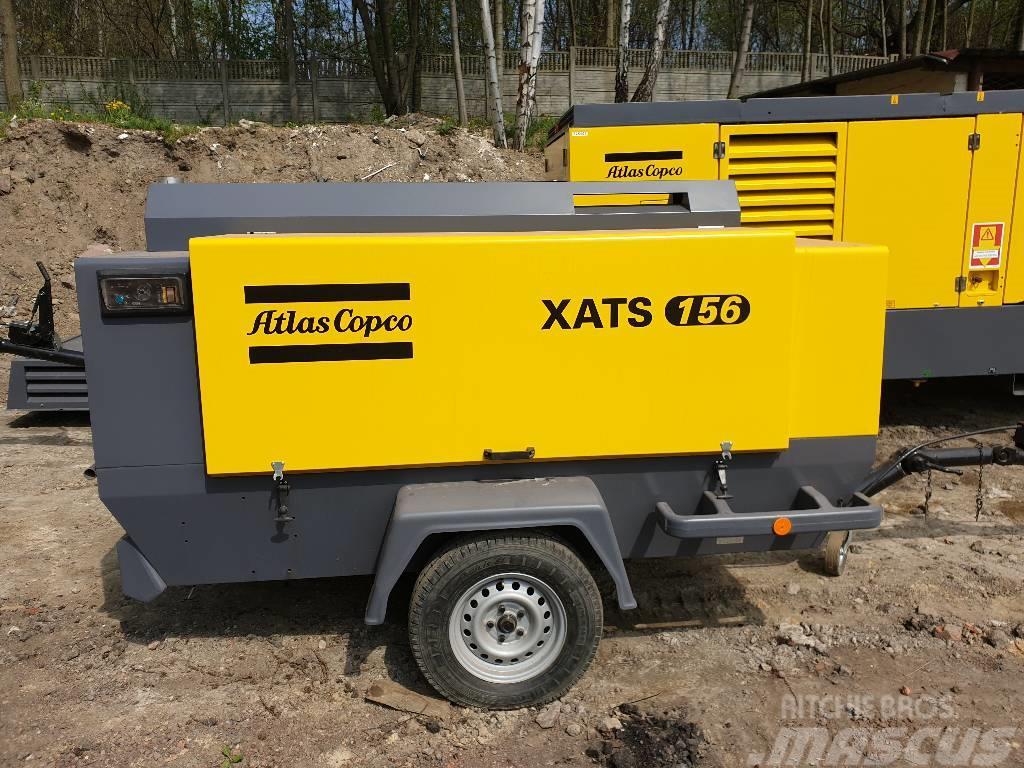 Atlas Copco XATS 156