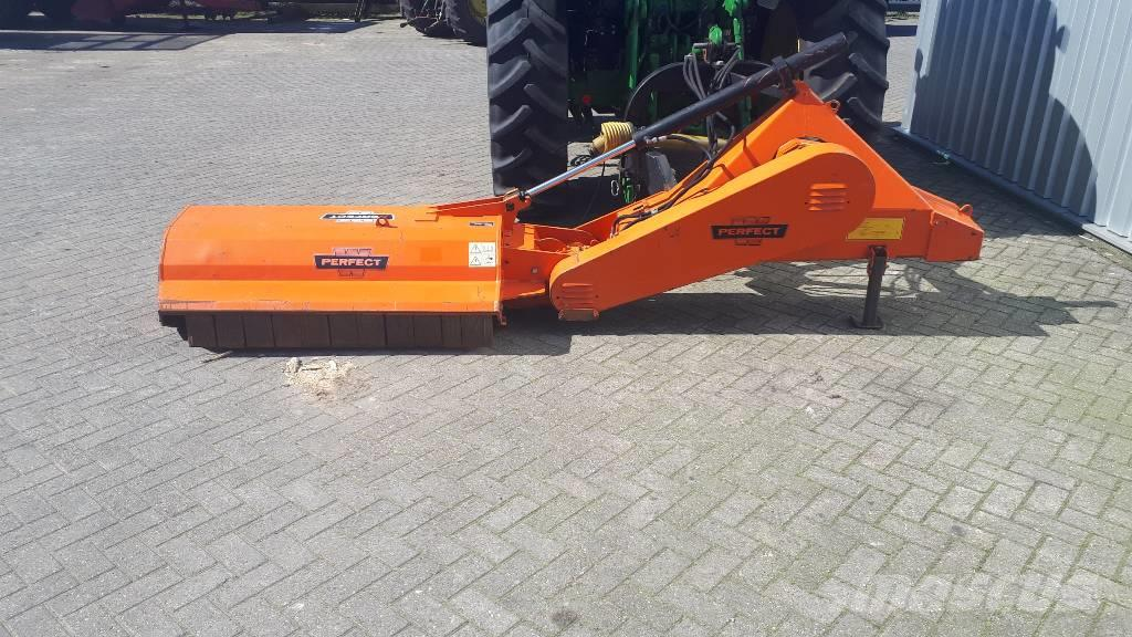 Perfect frontklepelmaaier ZF2-150