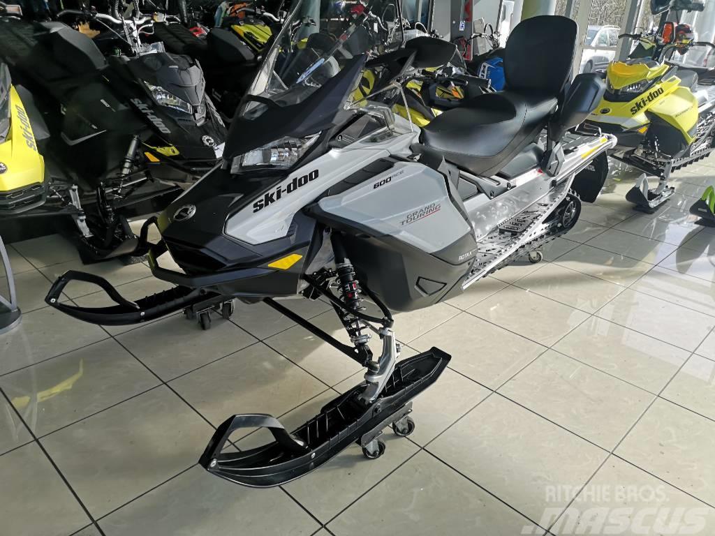 Ski-doo Grand Touring 600 ACE 2020  280km!