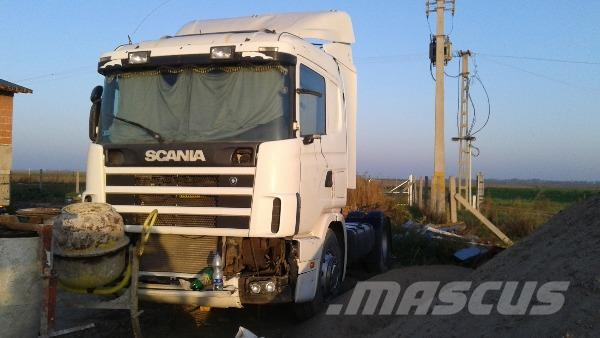 Scania 420, 1999, Dragbilar
