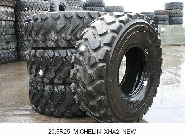 Used Michelin 20.5R25 XHA2 tires Price: $1,685 for sale ...