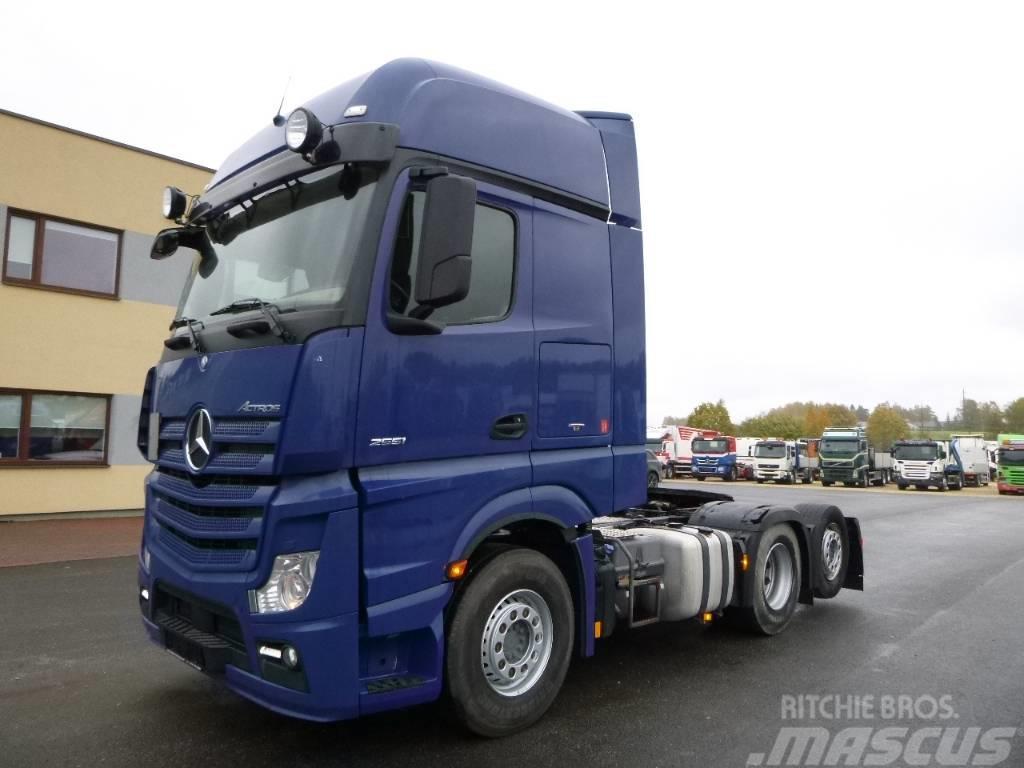 Mercedes-Benz Actros 2551 6x2+EURO6+RETARDER