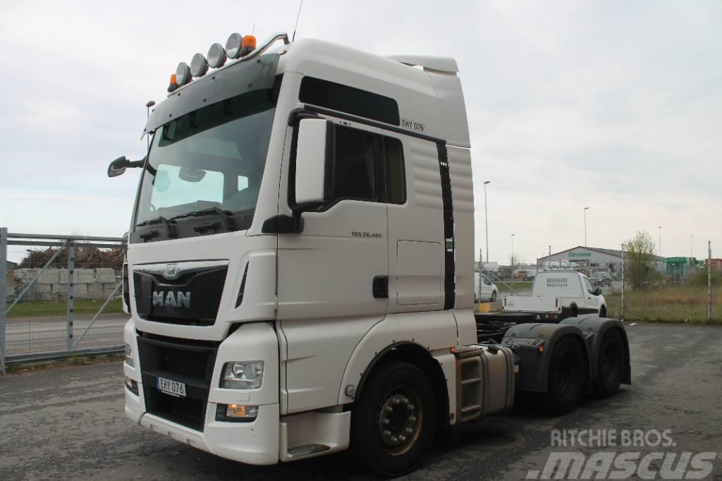 MAN TGX 6x2 Euro 6