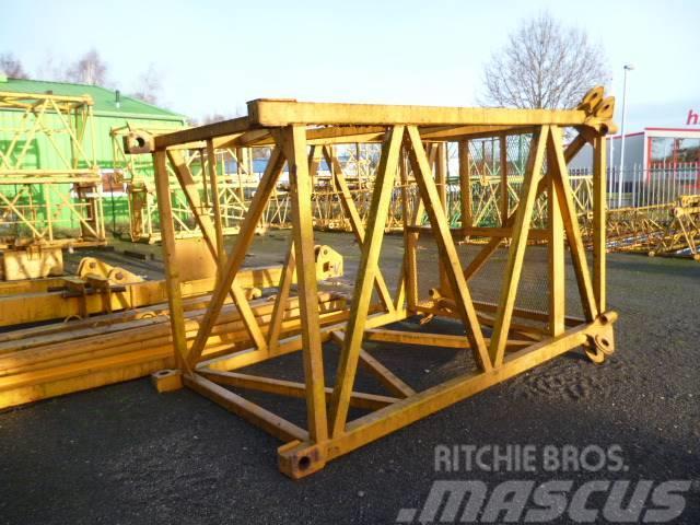 Liebherr Unterwagen 185 HC, 6 x 6 m