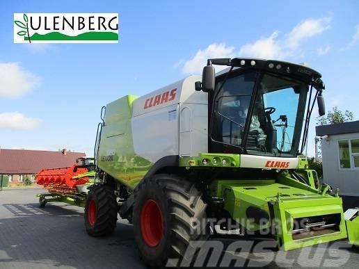 CLAAS Lexion 660 +V770+w.transportowy
