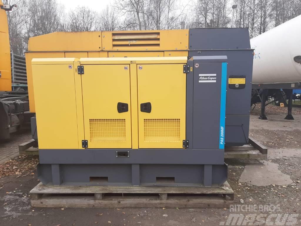Atlas Copco PAS 200 MF 300 CNP