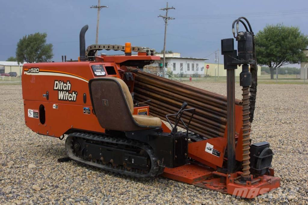 [Other] Wiertnica Horyzontalna Ditch Witch JT520