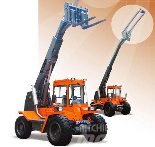 Socma HNT40-2伸缩臂叉装机/吊装机