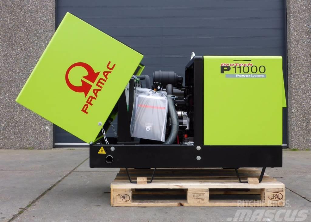 Pramac Generator Aggregaat P11000 10,8 kVA 400V