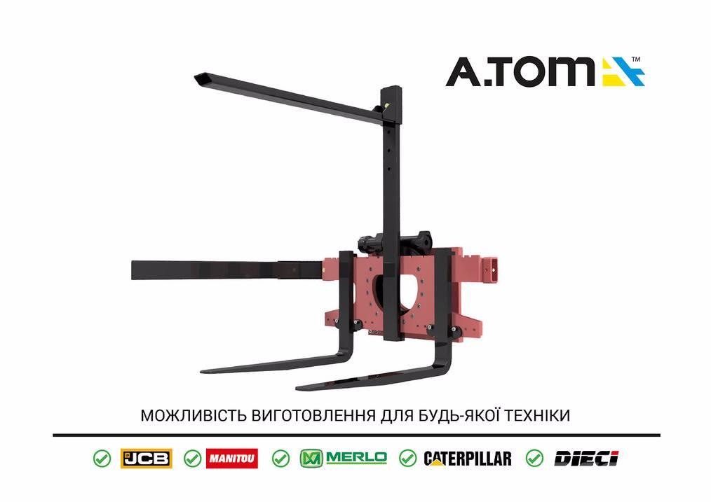 Atom Ротатор