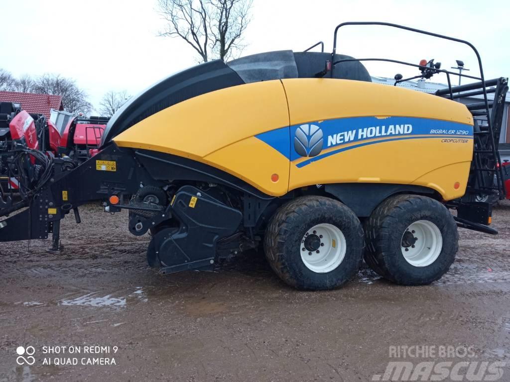 New Holland Bigballer 1290 Cropcutter
